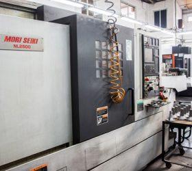 Maquinaria para fabricación de moldes